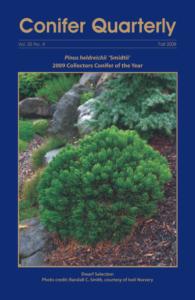Conifer Quarterly Fall 2008