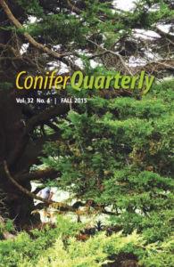 Conifer Quarterly Fall 2015