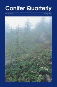 Conifer Quarterly Spring 2005