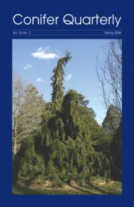 Conifer Quarterly Spring 2006