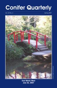 Conifer Quarterly Spring 2007