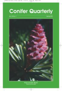 Conifer Quarterly Spring 2011