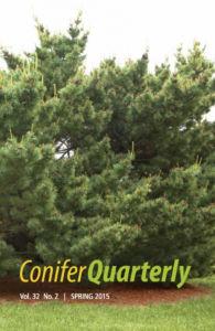 Conifer Quarterly Spring 2015