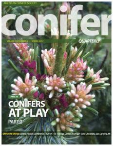 Conifer Quarterly Spring 2017