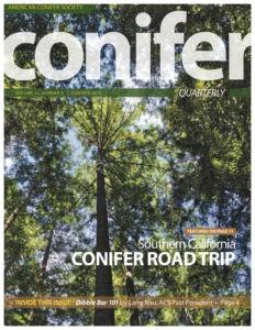 Conifer Quarterly Summer 2016