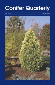 Conifer Quarterly Winter 2005