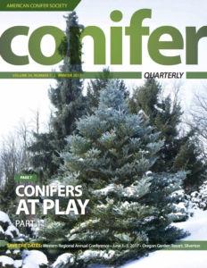 Conifer Quarterly Winter 2017