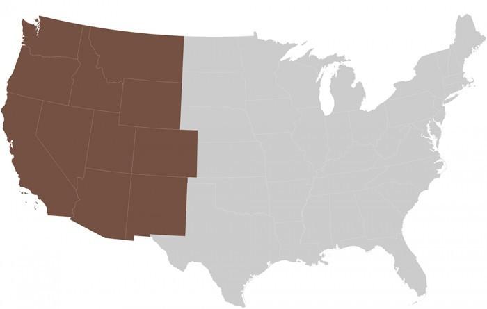 American Conifer Society Western