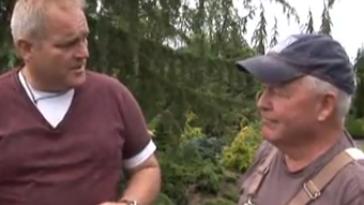 Doug Wilson at the Oregon Garden in Silverton, OR