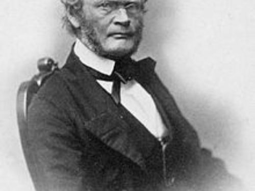 Alexander Gustav von Schrenk