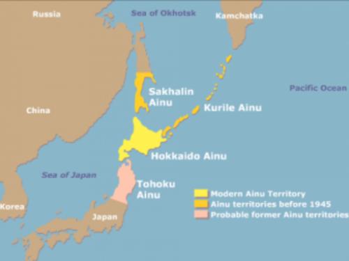 The islands of Sakhalin, Hokkaido and the Kurils, home to <em>Abies sachalinensis </em>