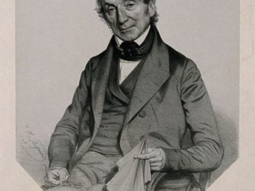 Nathaniel Wallch, lithograph by T.H. Maguire, 1849