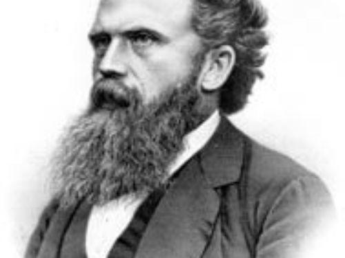 Gustav Mann (1836-1916)