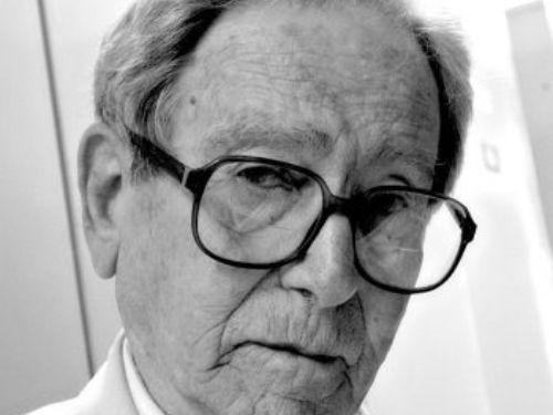 Jerzy Rzedowski — photo by Jorge Alcántara