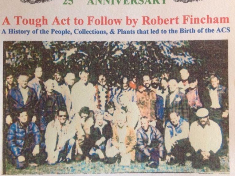 A Tough Act to Follow by Robert Fincham Cover