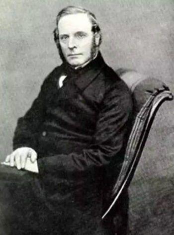 Robert Fortune (1812 - 1880)