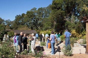 Quarryhill Botanical Garden in Glen Ellen, CA