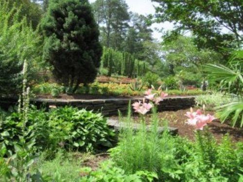Sarah P Duke Gardens, photo by Jeff Harvey