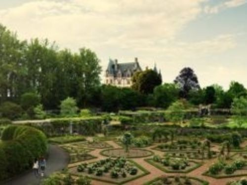 The Gardens of the Biltmore Estate, photo by the Biltmore