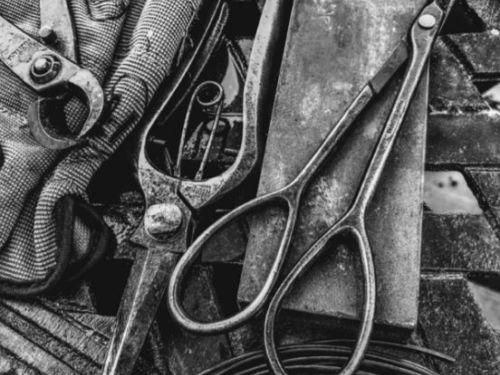 Jack's conifer bonsai tools